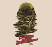 Creature from the Black Lagoon by Chivieri Designs