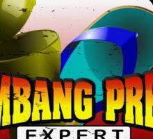 Laro ng Lahi Prints: Tumbang Preso  Sticker