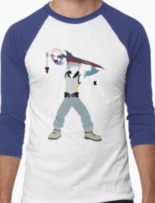 Riku Men's Baseball ¾ T-Shirt