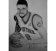 Basketball Drawing Print Photographic Print
