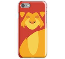 Simba Minimalist iPhone Case/Skin