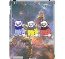 TNG - Pug Trek iPad Case/Skin