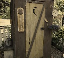 The Outhouse Shed by vigor