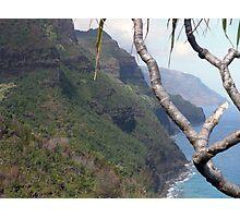 Napali Coast Photographic Print