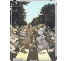 Crossing Abbey Road iPad Case/Skin