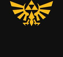 Royal crest The Legend of Zelda Triforce Video Game Logo Unisex T-Shirt