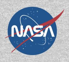 NASA Future Retro Kids Clothes