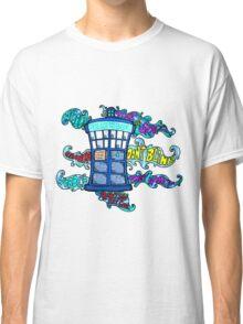 Tardis sounds off Classic T-Shirt