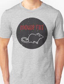 Mouse Rat T-Shirt | Parks and Recreation Leslie Knope Ron Swanson Bert Macklin FBI Parks n Rec Pawnee Indiana TV Show Tshirt Tee uk usa gift T-Shirt