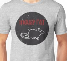 Mouse Rat T-Shirt | Parks and Recreation Leslie Knope Ron Swanson Bert Macklin FBI Parks n Rec Pawnee Indiana TV Show Tshirt Tee uk usa gift Unisex T-Shirt