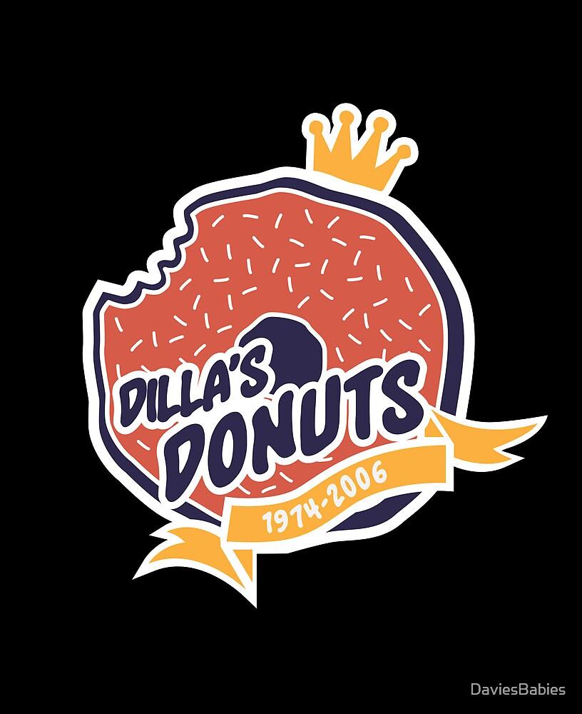 Dilla's Donut by DaviesBabies