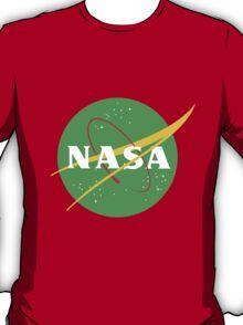 NASA Green T-Shirt