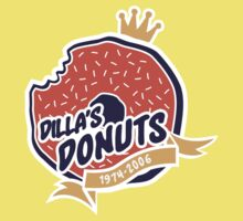 Dilla's Donut One Piece - Short Sleeve