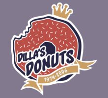Dilla's Donut Kids Clothes