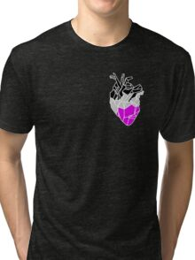 Awesome Asexual Tri-blend T-Shirt