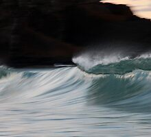 Wave Crests in Motion by Jack Doherty