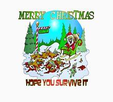 Santas killings Unisex T-Shirt