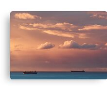 Seascapes One Canvas Print