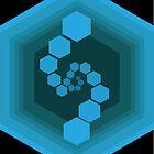 Hexagons by ubikdesigns