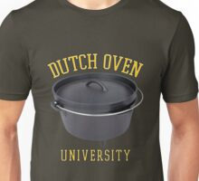 Dutch Oven University Unisex T-Shirt