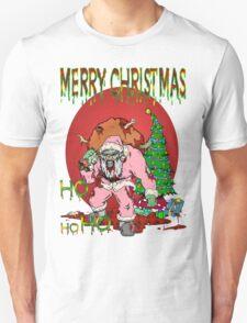 Zombie Claus Unisex T-Shirt