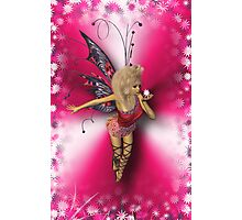 ✿♥‿♥✿BUTTERFLY WOMAN/ PICTURE/CARD✿♥‿♥✿ Photographic Print