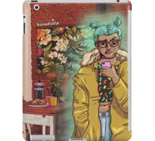 Texting Boys iPad Case/Skin