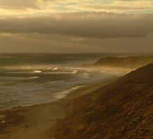 Joe Mortelliti Gallery - Beautiful picture of Thirteenth Beach, near Barwon Heads, Bellarine Peninsula, Victoria, Australia.  by thisisaustralia