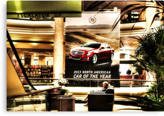 Car of the year - Cadillac by Stephen Burke