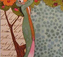 The Apple Tree by Kanchan Mahon