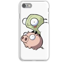 Invader Zim - Gir! iPhone Case/Skin