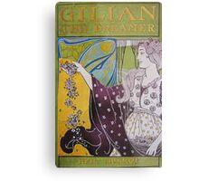 Gillian The Dreamer Metal Print