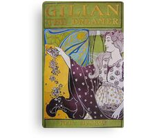 Gillian The Dreamer Canvas Print
