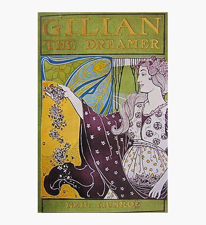 Gillian The Dreamer Photographic Print