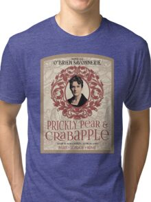 Downton Abbey Inspired - O'Brien Soap - Lady's Maid Miss O'Brien of Downton Abbey Tri-blend T-Shirt