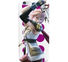 Ligthning (Final fantasy XIII) iPhone Case/Skin
