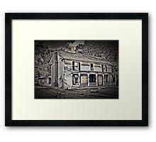 Victorian Luxury Framed Print