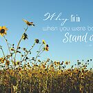 Stand Out by Angela Stewart