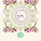 yoga garden III by ecrimaga