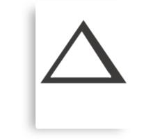 Daedalus's Laptop Symbol Canvas Print