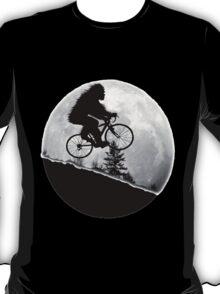 Bigfoot Rides! T-Shirt