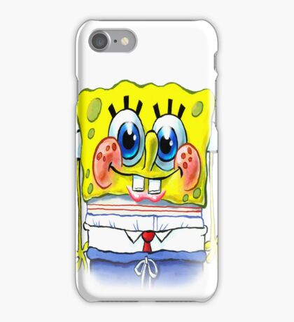"Spongebob ""I'm Cool"" iPhone Case/Skin"