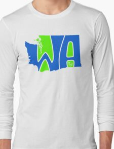 Washington Long Sleeve T-Shirt