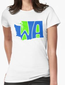 Washington Womens Fitted T-Shirt