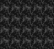 Elephant Print Camouflage - Pop Art, Sneaker Art, Pattern by roctobot