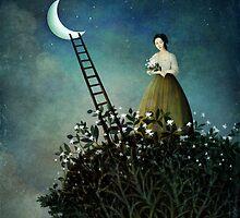 Midnight Garden  by ChristianSchloe