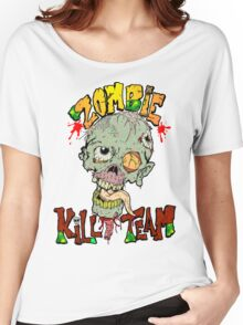 Zombie Kill Team Women's Relaxed Fit T-Shirt