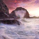Big Splash by Rodney Trenchard