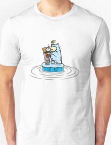 Summer Polar Bear : Sundae T-Shirt