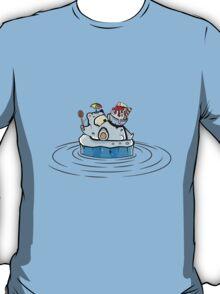 Summer Polar Bear : Savory Shaved Ice T-Shirt